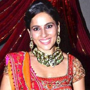 TV Actress Kanchi Kaul - age: 38