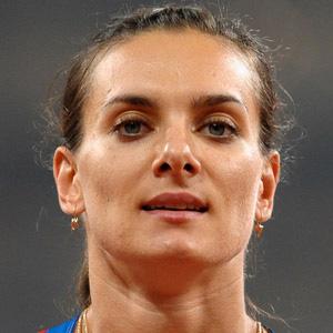 Yelena Isinbayeva - age: 38