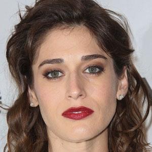 Movie actress Lizzy Caplan - age: 34