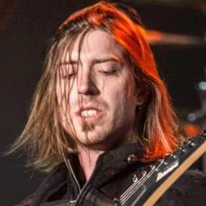 Guitarist Justin Forshaw - age: 34