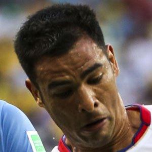Soccer Player Michael Umana - age: 38