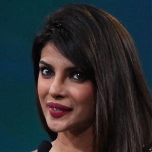Movie actress Priyanka Chopra - age: 38