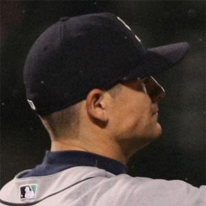 baseball player Rob Johnson - age: 38