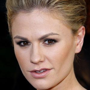 Movie actress Anna Paquin - age: 39
