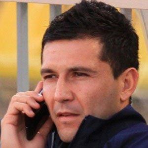 Soccer Player Antolin Alcaraz - age: 38