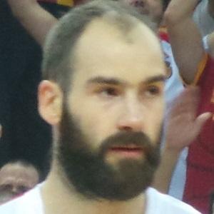 Basketball Player Vassilis Spanoulis - age: 38