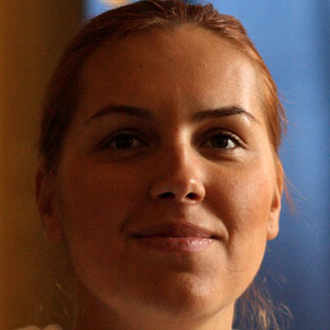Swimmer Yana Klochkova - age: 38
