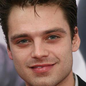 Movie Actor Sebastian Stan - age: 38