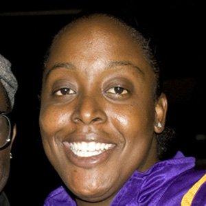 Basketball Player Ebony Hoffman - age: 34
