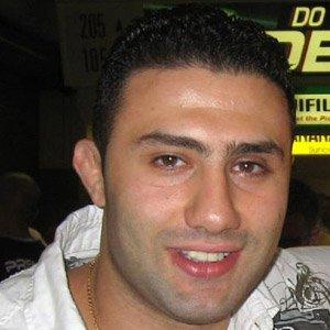 MMA Fighter Karo Parisyan - age: 38