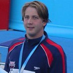 Swimmer Ian Lowell Crocker - age: 34