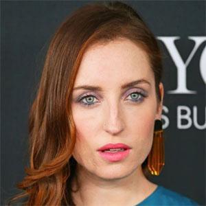 Movie actress Zoe Lister-Jones - age: 34