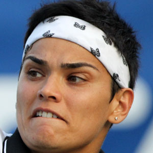 Female Tennis Player Eleni Daniilidou - age: 39