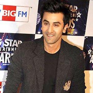 Movie Actor Ranbir Kapoor - age: 38