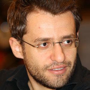 Chess Player Levon Aronian - age: 38