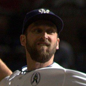 baseball player Jim Henderson - age: 34