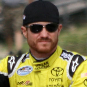 Race Car Driver Brian Vickers - age: 34