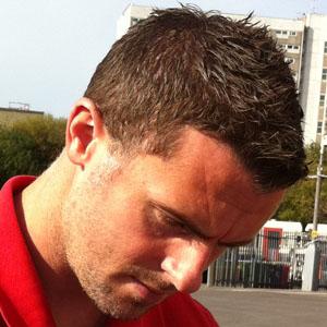 Soccer Player Frazer Richardson - age: 34