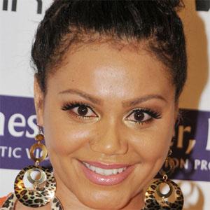 Movie actress Nadia Buari - age: 38