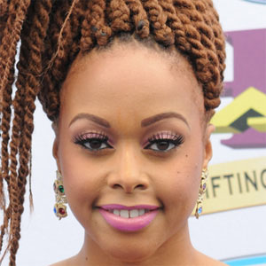 R&B Singer Chrisette Michele - age: 35