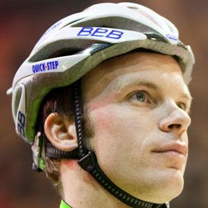 Cyclist Iljo Keisse - age: 34
