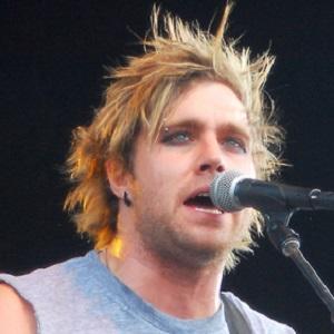 Rock Singer Matt Walst - age: 38