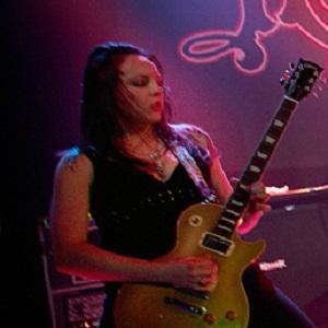 Bassist Talena Atfield - age: 38