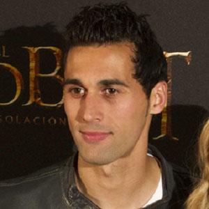 Soccer Player Alvaro Arbeloa Coca - age: 38