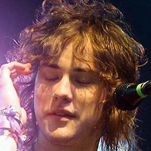Rock Singer Andrew Vanwyngarden - age: 37