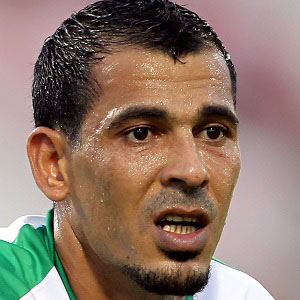 Soccer Player Younis Mahmoud - age: 37