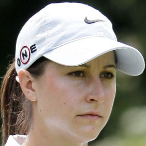 Golfer Paige Mackenzie - age: 37