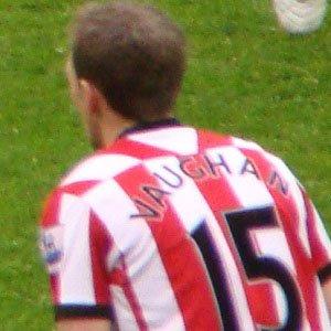 Soccer Player David Vaughan - age: 37