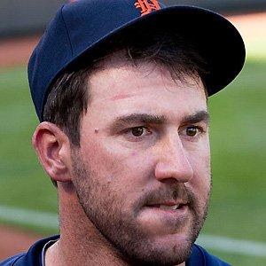 baseball player Justin Verlander - age: 38