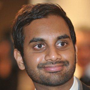 TV Actor Aziz Ansari - age: 34