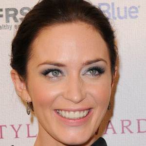 Movie actress Emily Blunt - age: 38