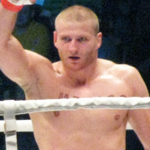 MMA Fighter Jan Blachowicz - age: 37