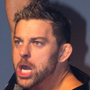 Wrestler Davey Richards - age: 37