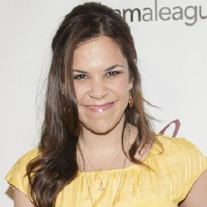 Stage Actress Lindsay Mendez - age: 37