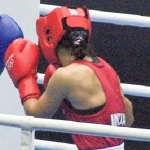 Boxer Mary Kom - age: 37