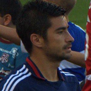 Soccer Player Paulo Nagamura - age: 37