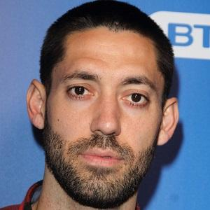 Soccer Player Clint Dempsey - age: 38