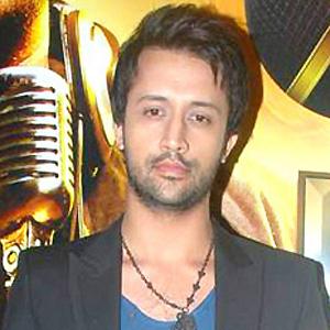 Pop Singer Atif Aslam - age: 37