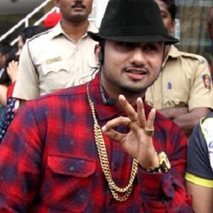 Rapper Yo Yo Honey Singh - age: 37