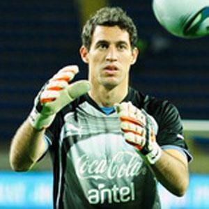 Soccer Player Martin Silva - age: 37