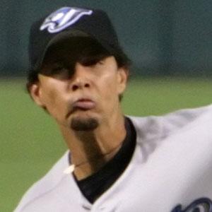 baseball player Davis Romero - age: 37