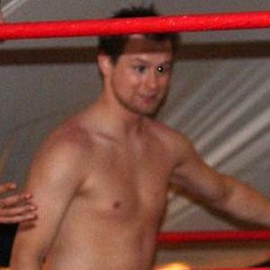 Wrestler Zach Gowen - age: 34