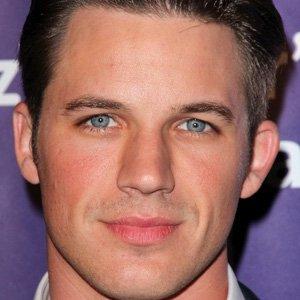 TV Actor Matt Lanter - age: 38