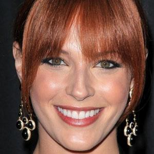 TV Actress Amanda Righetti - age: 37