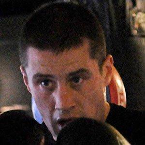 Boxer Ricky Burns - age: 37