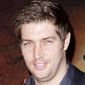 Football player Jay Cutler - age: 38